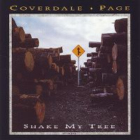 Cover Coverdale - Page - Shake My Tree