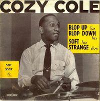 Cover Cozy Cole - Blop Up