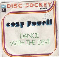 Cover Cozy Powell - Dance With The Devil