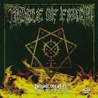 Cover Cradle Of Filth - Babalon A.D. (So Glad For The Madness)
