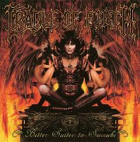 Cover Cradle Of Filth - Bitter Suites To Succubi