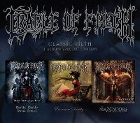 Cover Cradle Of Filth - Classic Filth