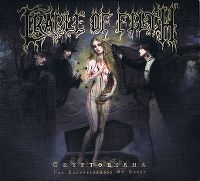 Cover Cradle Of Filth - Cryptoriana - The Seductiveness Of Decay
