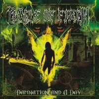 Cover Cradle Of Filth - Damnation And A Day