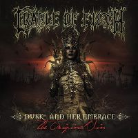 Cover Cradle Of Filth - Dusk And Her Embrace - The Original Sin