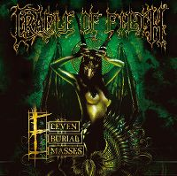 Cover Cradle Of Filth - Eleven Burial Masses