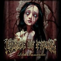 Cover Cradle Of Filth - Lilith Immaculate
