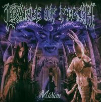 Cover Cradle Of Filth - Midian