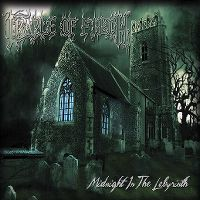 Cover Cradle Of Filth - Midnight In The Labyrinth