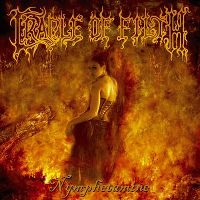 Cover Cradle Of Filth - Nymphetamine