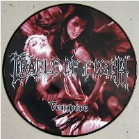 Cover Cradle Of Filth - Vempire