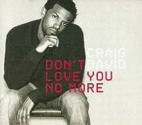 Cover Craig David - Don't Love You No More