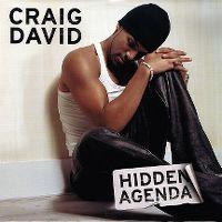 Cover Craig David - Hidden Agenda