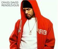 Cover Craig David - Rendezvous