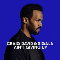 Cover Craig David & Sigala - Ain't Giving Up