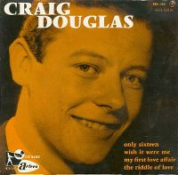 Cover Craig Douglas - Only Sixteen