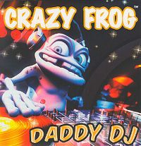 Cover Crazy Frog - Daddy DJ