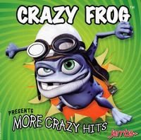 Cover Crazy Frog - More Crazy Hits