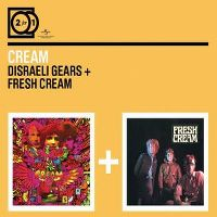 Cover Cream - 2 For 1: Disraeli Gears + Fresh Cream