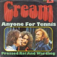 Cover Cream - Anyone For Tennis