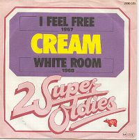 Cover Cream - I Feel Free