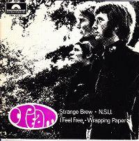 Cover Cream - Strange Brew