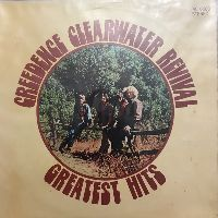 Cover Creedence Clearwater Revival - Greatest Hits