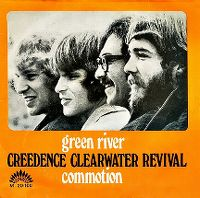 Cover Creedence Clearwater Revival - Green River