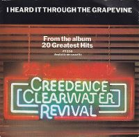 Cover Creedence Clearwater Revival - I Heard It Through The Grapevine