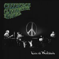 Cover Creedence Clearwater Revival - Live At Woodstock