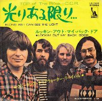 Cover Creedence Clearwater Revival - Long As I Can See The Light