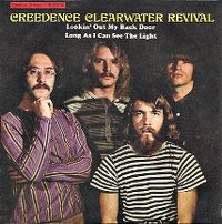Cover Creedence Clearwater Revival - Lookin' Out My Back Door
