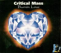 Cover Critical Mass - Burnin' Love