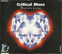 Cover Critical Mass - Burnin' Love
