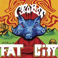 Cover Crobot - Welcome To Fat City