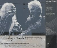 Cover Crosby & Nash - Lay Me Down