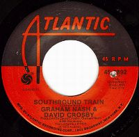 Cover Crosby & Nash - Southbound Train