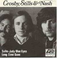 Cover Crosby, Stills & Nash - Suite: Judy Blue Eyes