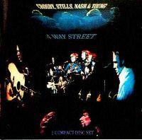 Cover Crosby, Stills, Nash & Young - 4 Way Street