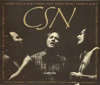 Cover Crosby, Stills, Nash & Young - Carry On