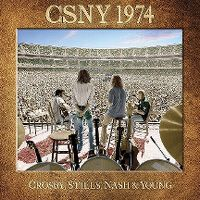 Cover Crosby, Stills, Nash & Young - CSNY 1974