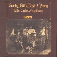 Cover Crosby, Stills, Nash & Young - Déjà Vu