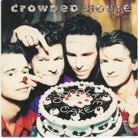 Cover Crowded House - Chocolate Cake