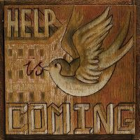 Cover Crowded House - Help Is Coming