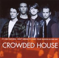 Cover Crowded House - The Essential