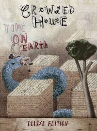 Cover Crowded House - Time On Earth