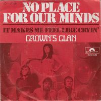 Cover Crown's Clan - No Place For Our Minds