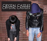 Cover Crystal Castles - Crystal Castles