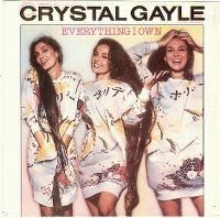 Cover Crystal Gayle - Everything I Own