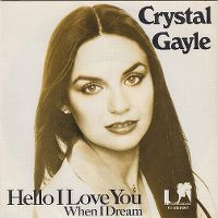 Cover Crystal Gayle - Hello I Love You